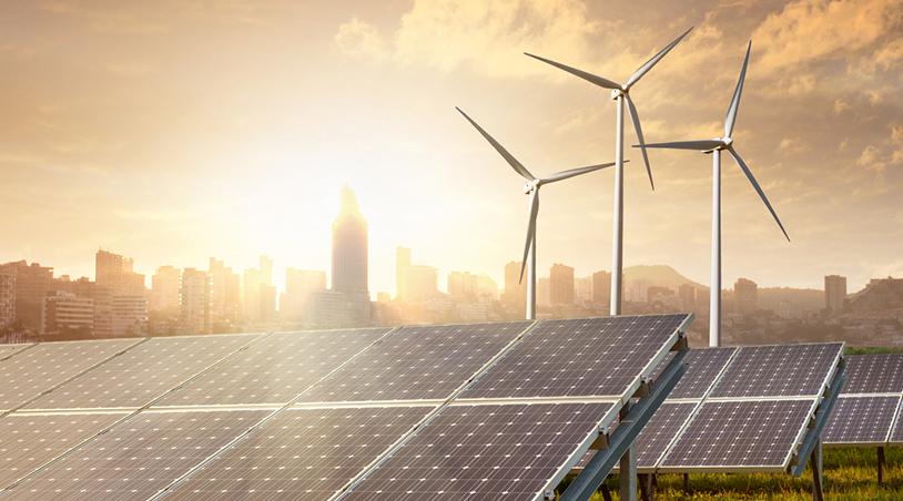 Renewable Energy Solar & Windfarm Projects