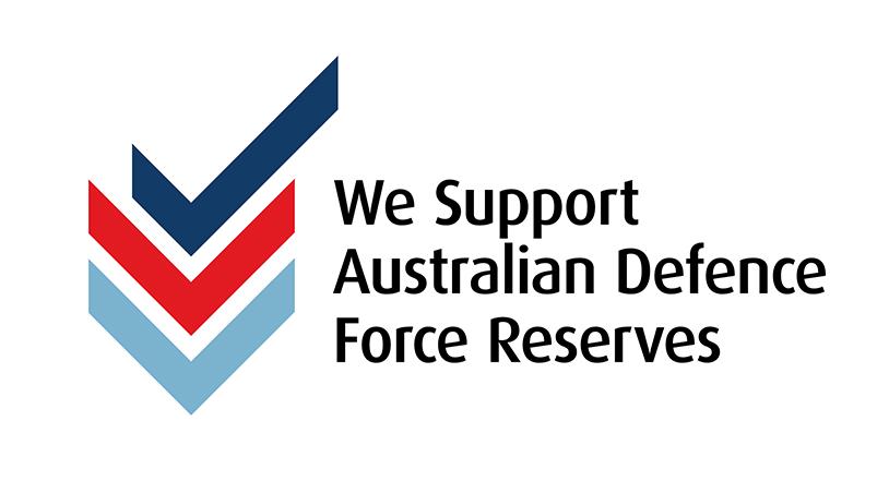We Support Defence Reserves